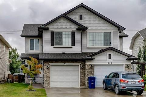 Townhouse for sale at 130 Canals Circ Southwest Airdrie Alberta - MLS: C4267279
