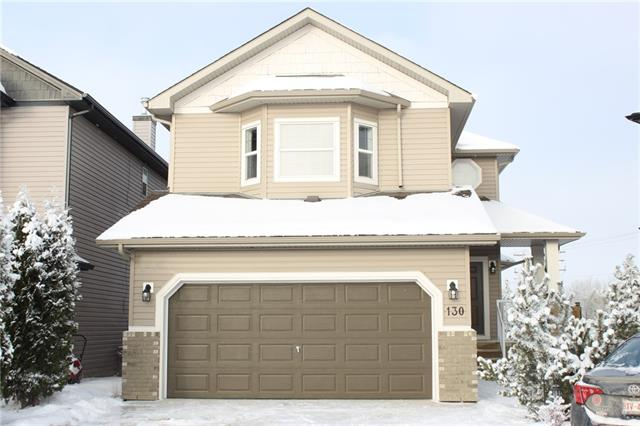 For Sale: 130 Channelside Cove Southwest, Airdrie, AB | 3 Bed, 3 Bath House for $399,900. See 38 photos!