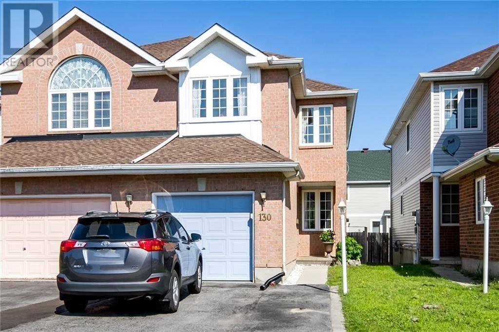 House for sale at 130 Deerfox Dr Ottawa Ontario - MLS: 1183699