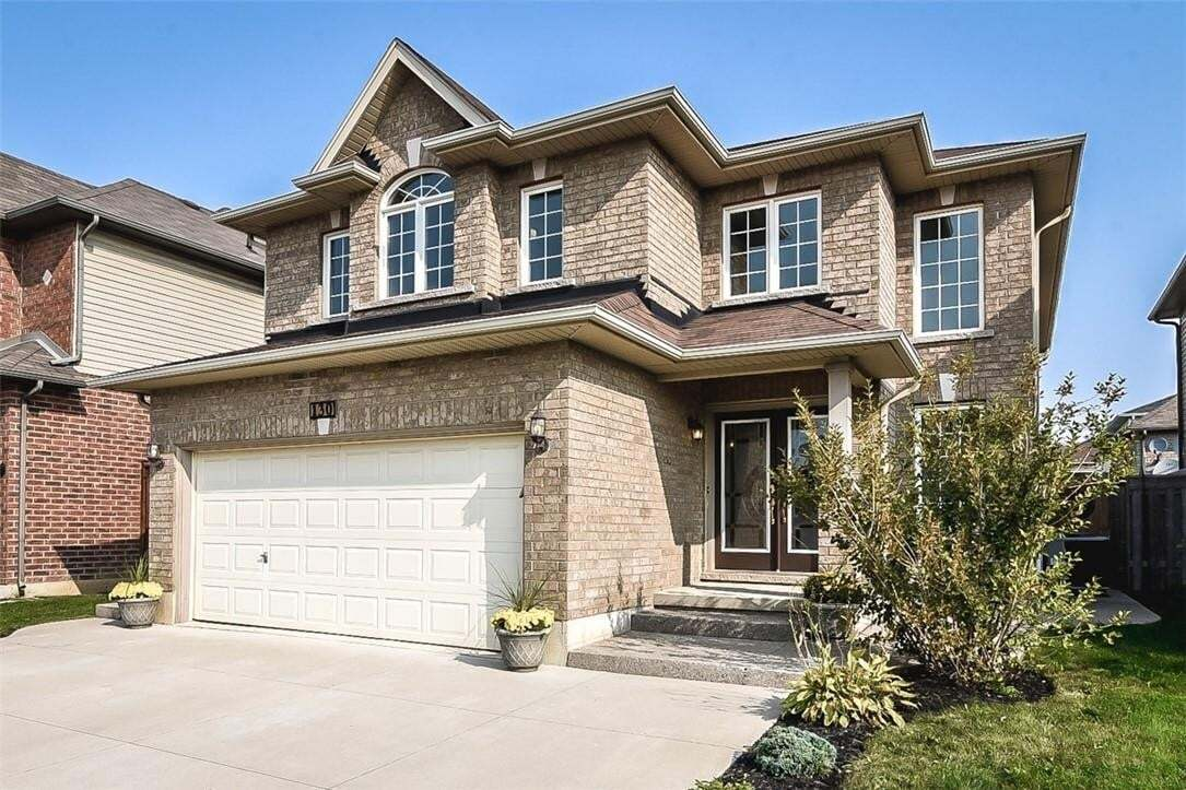 House for sale at 130 Fortissimo Dr Hamilton Ontario - MLS: H4088959