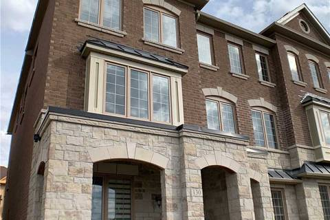 Townhouse for rent at 130 Frederick Wilson Ave Markham Ontario - MLS: N4687337
