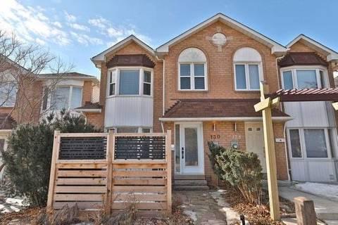 Townhouse for sale at 130 Glenashton Dr Oakville Ontario - MLS: W4388290