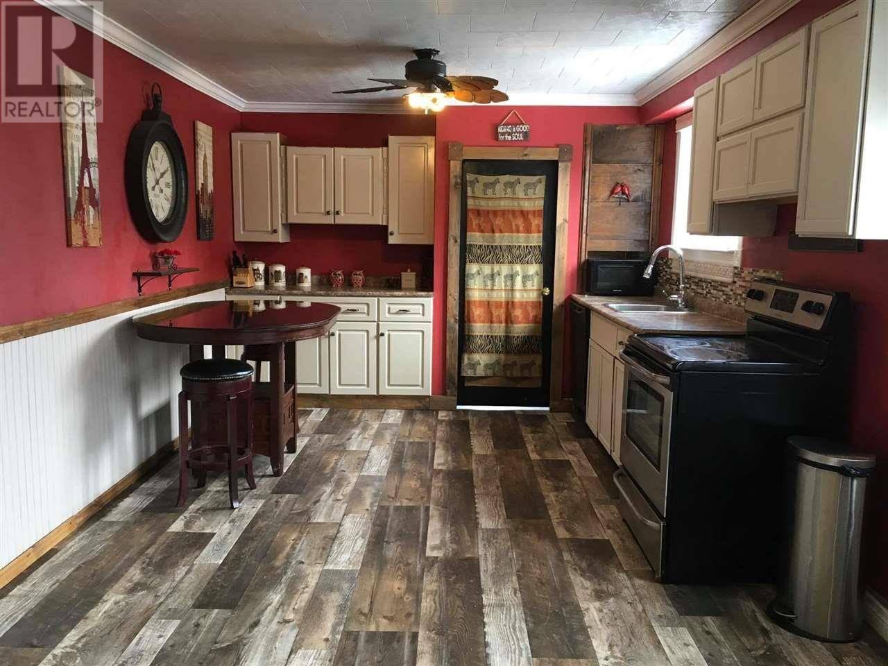 House for sale at 130 Greenhill Dr Sydney River Nova Scotia - MLS: 202006513