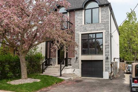 House for sale at 130 Lake Cres Toronto Ontario - MLS: W4462446