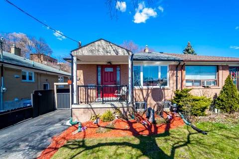 Townhouse for sale at 130 Langden Ave Toronto Ontario - MLS: W4735033