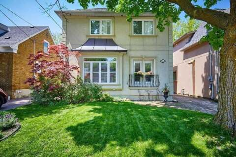House for sale at 130 Leacrest Rd Toronto Ontario - MLS: C4772977