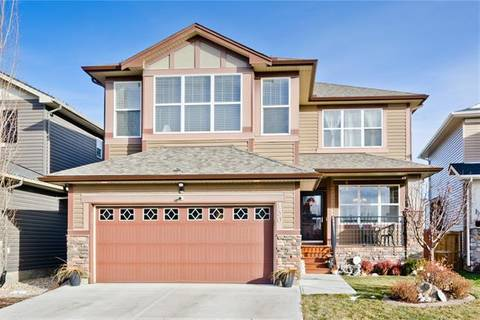 House for sale at 130 Luxstone Vw Southwest Airdrie Alberta - MLS: C4275330