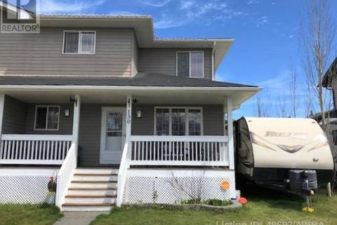 Townhouse for sale at 130 Maurer Dr Hinton Valley Alberta - MLS: 49697