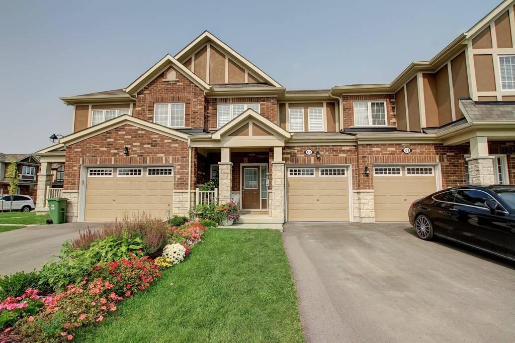 Townhouse for rent at 130 Mcmonies Dr Waterdown Ontario - MLS: H4064892