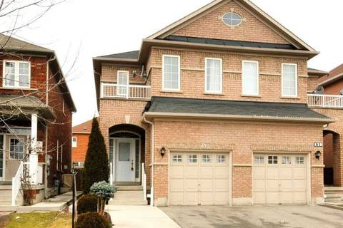 Townhouse for rent at 130 Nathaniel Cres Brampton Ontario - MLS: W4717186
