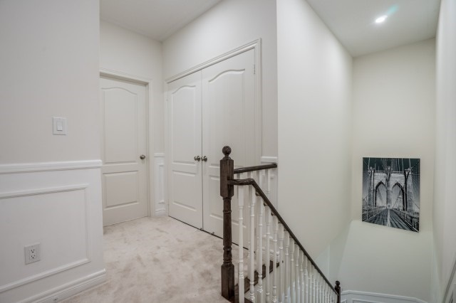 For Sale: 130 Radial Drive, Aurora, ON | 3 Bed, 3 Bath Townhouse for $738,000. See 20 photos!
