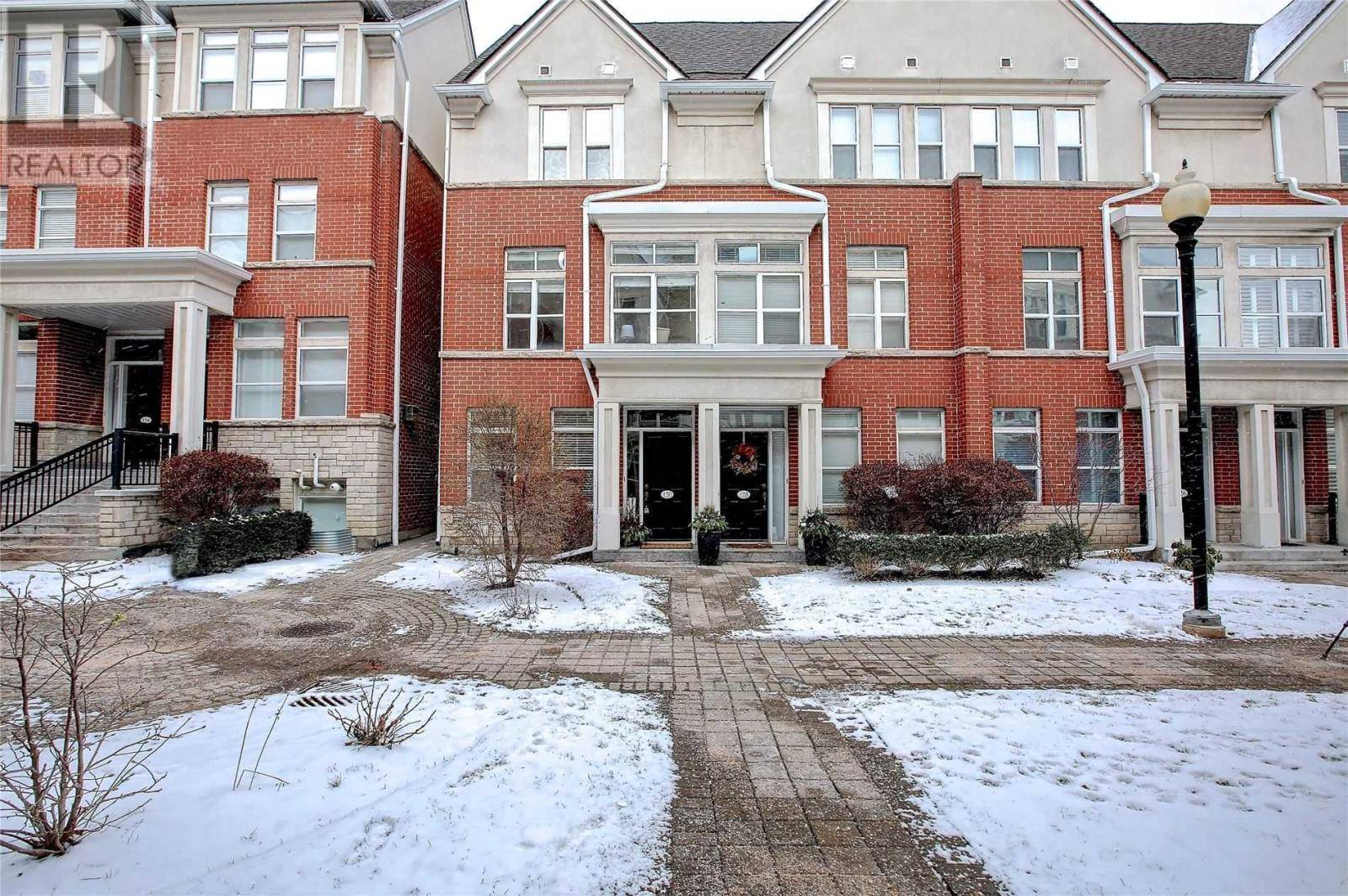 Townhouse for sale at 130 Resurrection Rd Toronto Ontario - MLS: W4666422