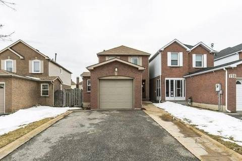 Townhouse for sale at 130 Richvale Dr Brampton Ontario - MLS: W4702394