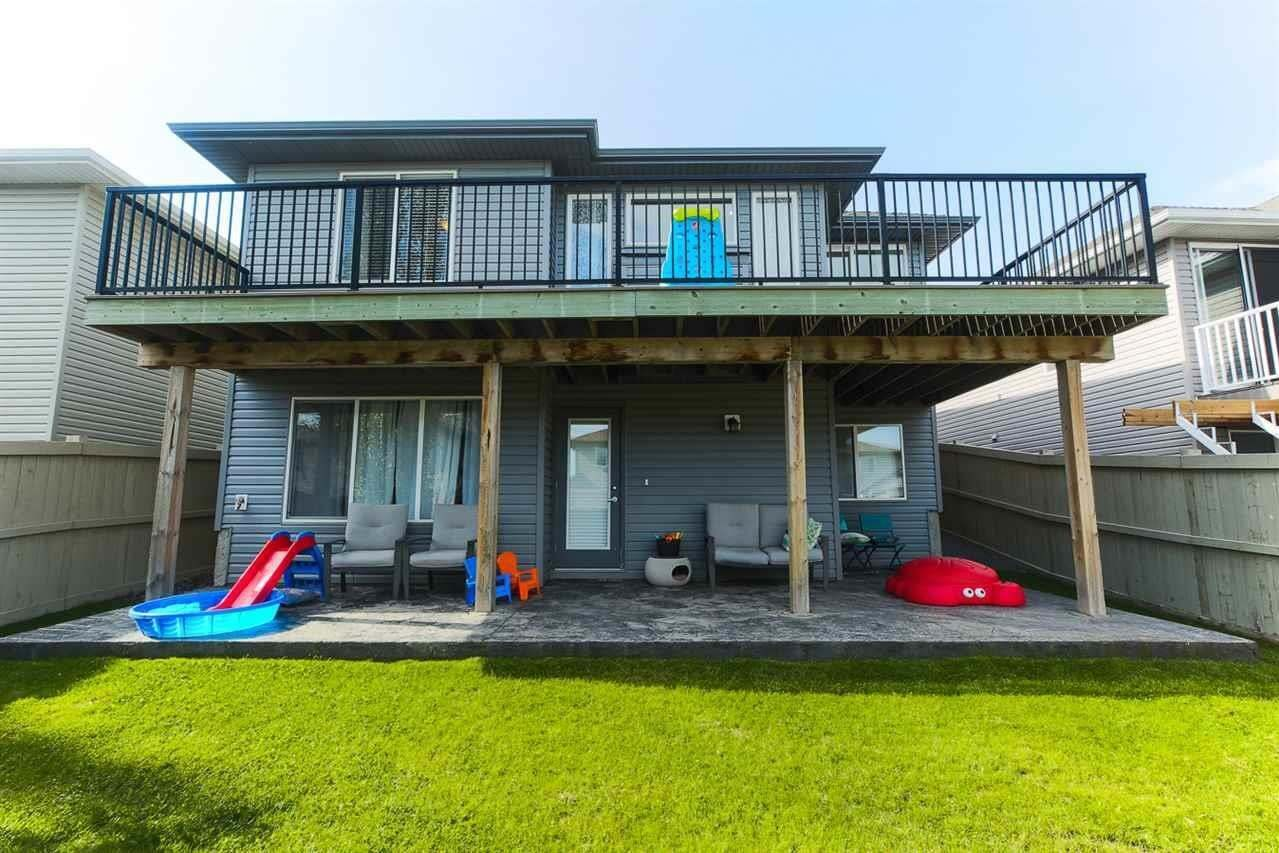 House for sale at 130 Ridgeland Cr Sherwood Park Alberta - MLS: E4195682
