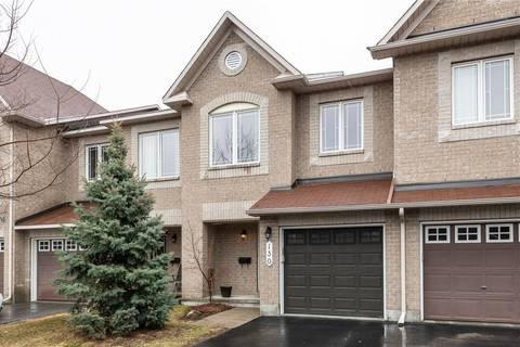 Townhouse for sale at 130 Tacom Circ Ottawa Ontario - MLS: 1151002