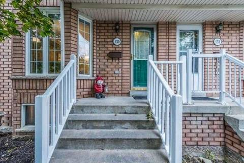 Townhouse for sale at 130 Viella St Toronto Ontario - MLS: W4612370