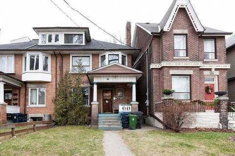 Townhouse for rent at 130 Wright Ave Toronto Ontario - MLS: W4683214