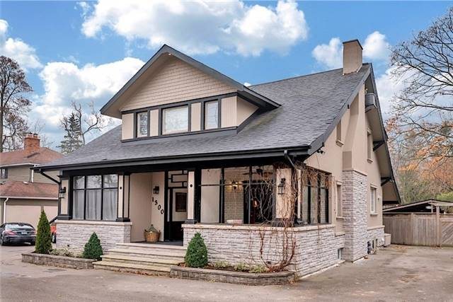 For Sale: 1300 Hurontario Street, Mississauga, ON | 4 Bed, 4 Bath House for $1,488,800. See 13 photos!