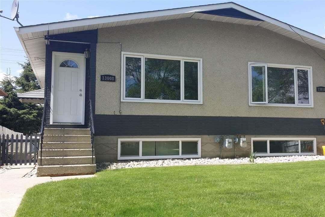 Townhouse for sale at 13008 102 St NW Edmonton Alberta - MLS: E4191406