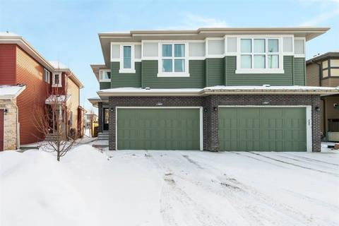 Townhouse for sale at 13009 205 St Nw Edmonton Alberta - MLS: E4139675