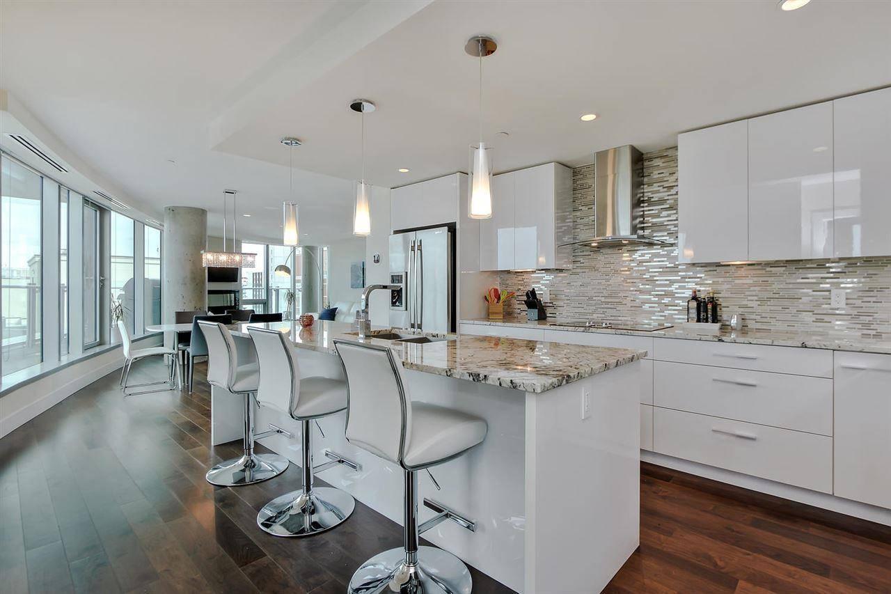 Condo for sale at 11969 Jasper Ave Nw Unit 1301 Edmonton Alberta - MLS: E4166131