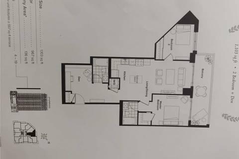 Apartment for rent at 155 Caroline St Unit 1301 Waterloo Ontario - MLS: X4479688