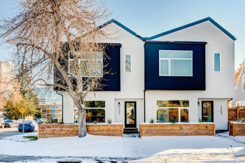 Townhouse for sale at 1301 18 Ave NW Calgary Alberta - MLS: A1044094