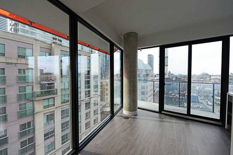 Apartment for rent at 215 Queen St Unit 1301 Toronto Ontario - MLS: C4631808