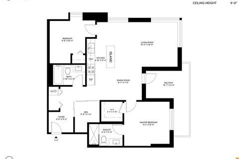 Condo for sale at 691 North Road Rd Unit 1301 Coquitlam British Columbia - MLS: R2396583