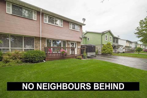 Townhouse for sale at 1301 Fenelon Cres Oshawa Ontario - MLS: E4574739