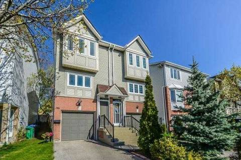Townhouse for sale at 1301 Woodhill Ct Mississauga Ontario - MLS: W4428495
