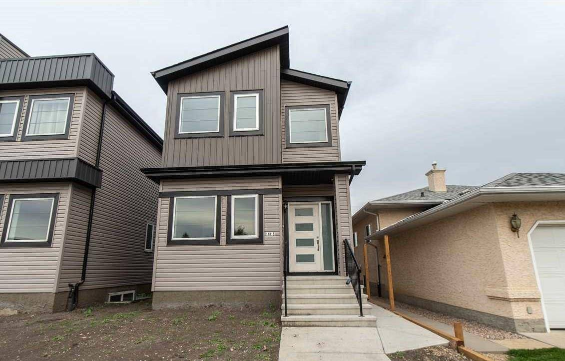 House for sale at 13015 122 St Nw Edmonton Alberta - MLS: E4174429