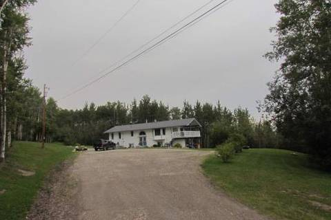 House for sale at 13018 Wright Rd Charlie Lake British Columbia - MLS: R2371600