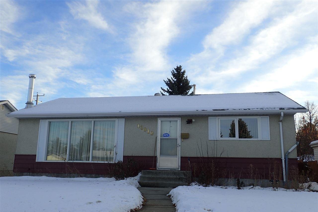 House for sale at 13019 133 Av NW Edmonton Alberta - MLS: E4215791