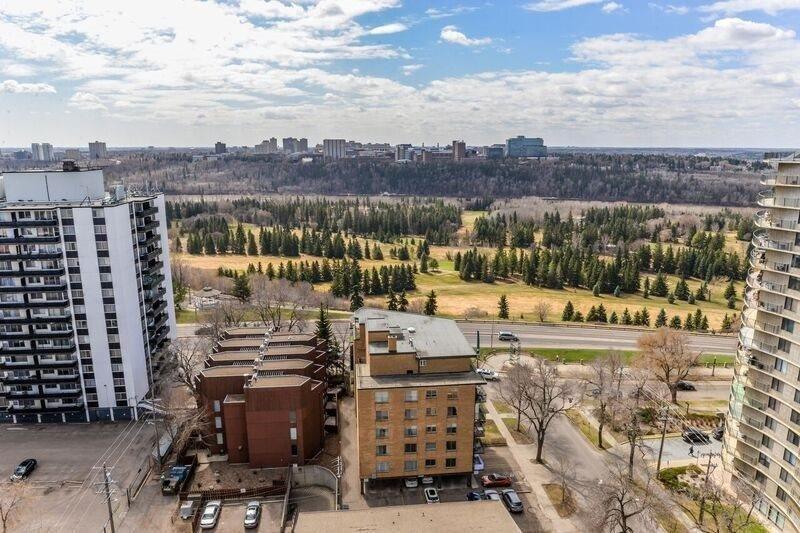Condo for sale at 10045 117 St NW Unit 1302 Edmonton Alberta - MLS: E4224363
