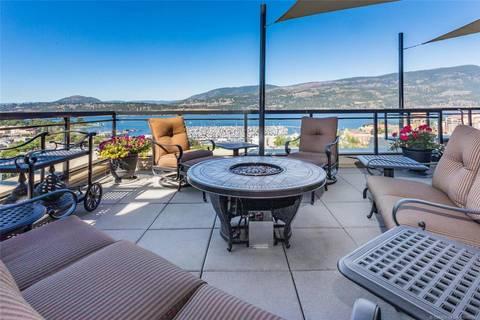 Condo for sale at 1395 Ellis St Unit 1302 Kelowna British Columbia - MLS: 10180620