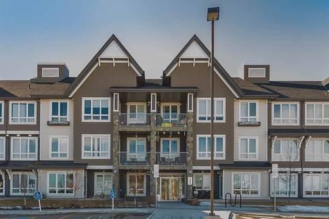 Condo for sale at 175 Silverado Blvd Southwest Unit 1302 Calgary Alberta - MLS: C4288832