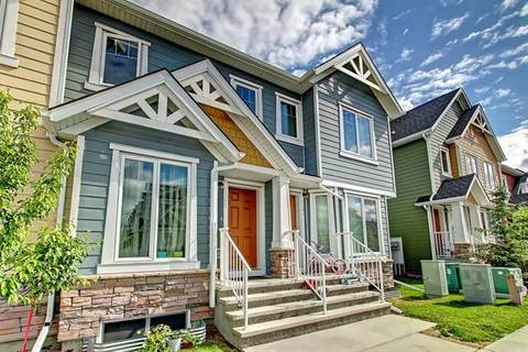 Townhouse for sale at 2400 Ravenswood Vw Southeast Unit 1302 Airdrie Alberta - MLS: C4255882