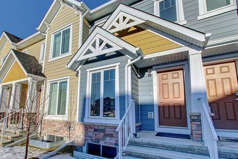 Townhouse for sale at 2400 Ravenswood Vw Southeast Unit 1302 Airdrie Alberta - MLS: C4280147