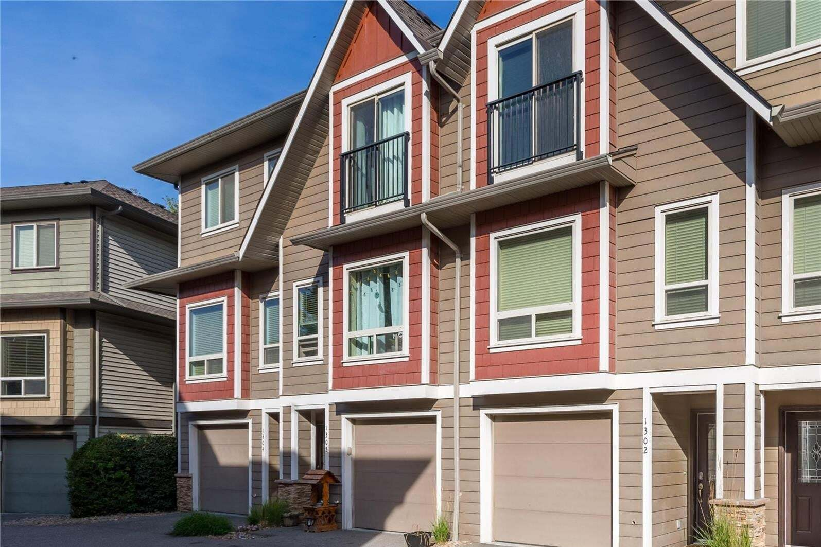Townhouse for sale at 4900 Heritage Dr Unit 1302 Vernon British Columbia - MLS: 10216766