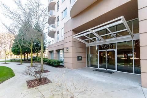 Condo for sale at 7680 Granville Ave Unit 1302 Richmond British Columbia - MLS: R2354419