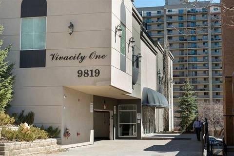 Condo for sale at 9819 104 St Nw Unit 1302 Edmonton Alberta - MLS: E4141681