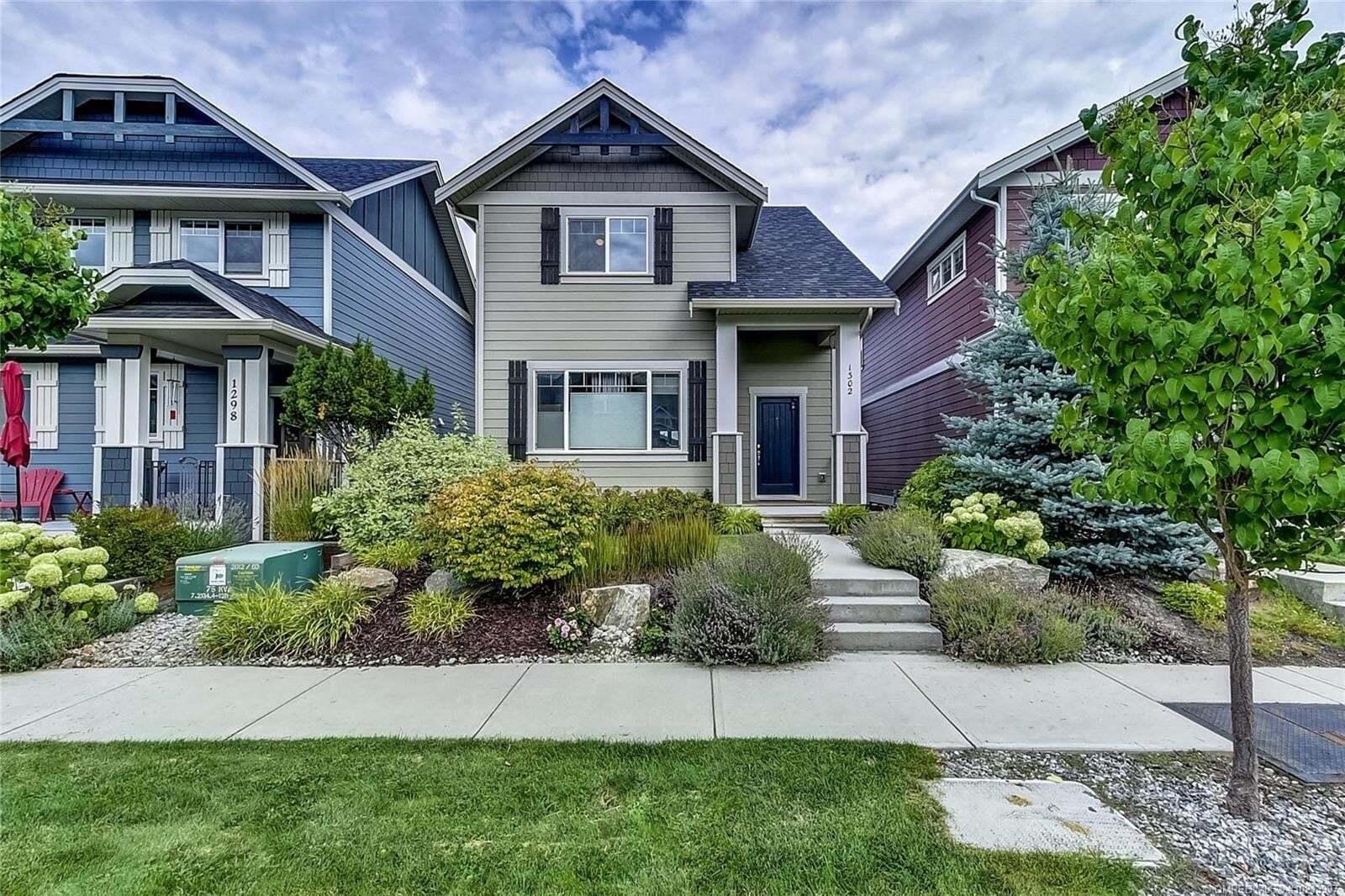House for sale at 1302 Bergamot Ave Kelowna British Columbia - MLS: 10213997