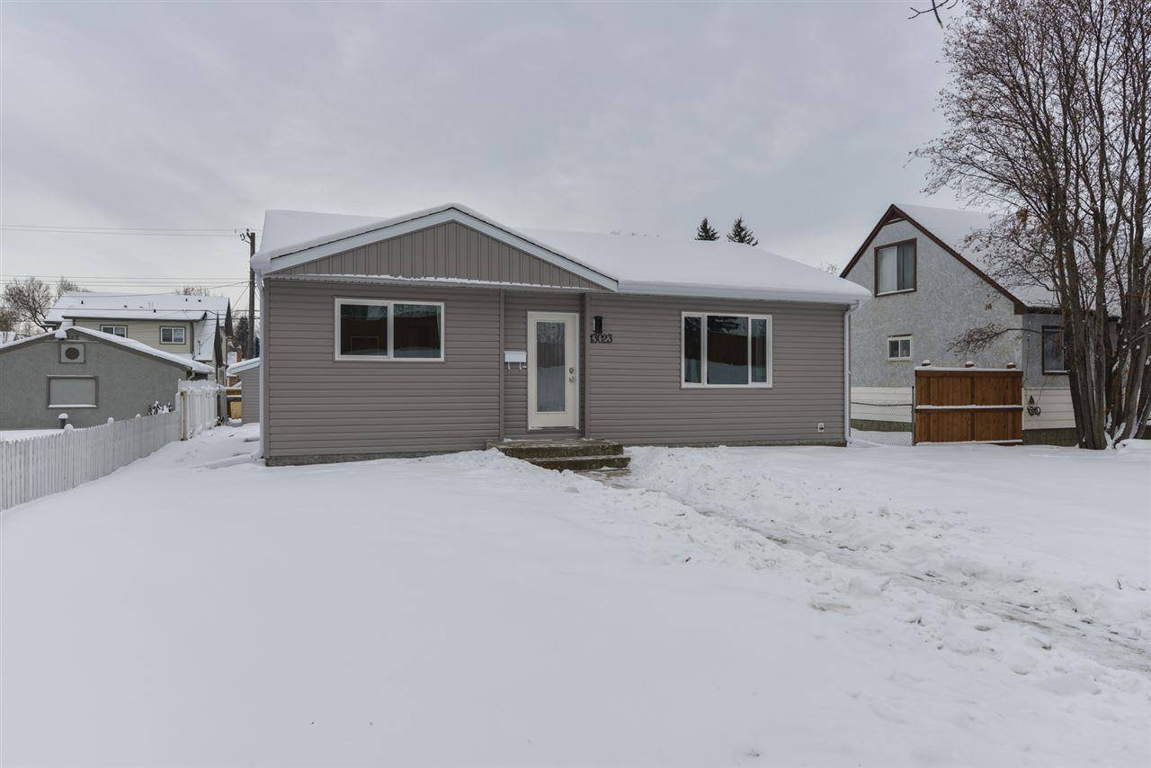 House for sale at 13023 124 Ave Nw Edmonton Alberta - MLS: E4184722