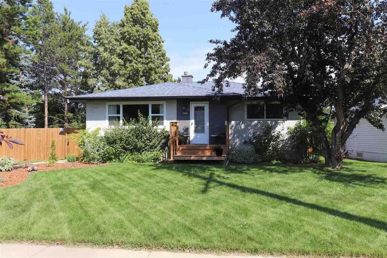 House for sale at 13024 132 Av NW Edmonton Alberta - MLS: E4208879