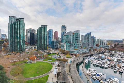 Condo for sale at 323 Jervis St Unit 1303 Vancouver British Columbia - MLS: R2353410