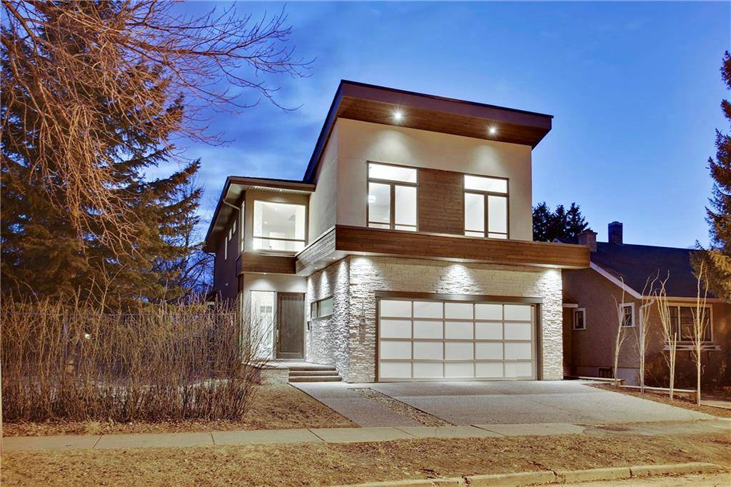 House for sale at 1303 4 St Nw Rosedale, Calgary Alberta - MLS: C4164905