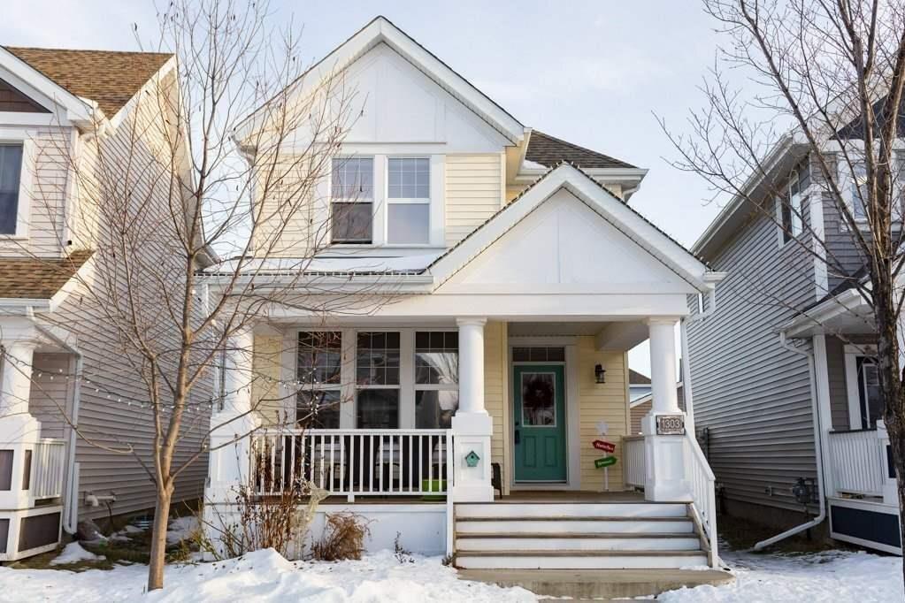 House for sale at 1303 74 St SW Edmonton Alberta - MLS: E4224081