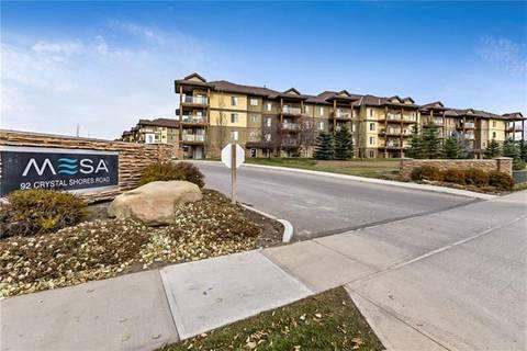 Condo for sale at 92 Crystal Shores Rd Unit 1303 Okotoks Alberta - MLS: C4273566