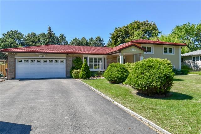 Removed: 1303 Saginaw Crescent, Mississauga, ON - Removed on 2018-08-16 08:03:54